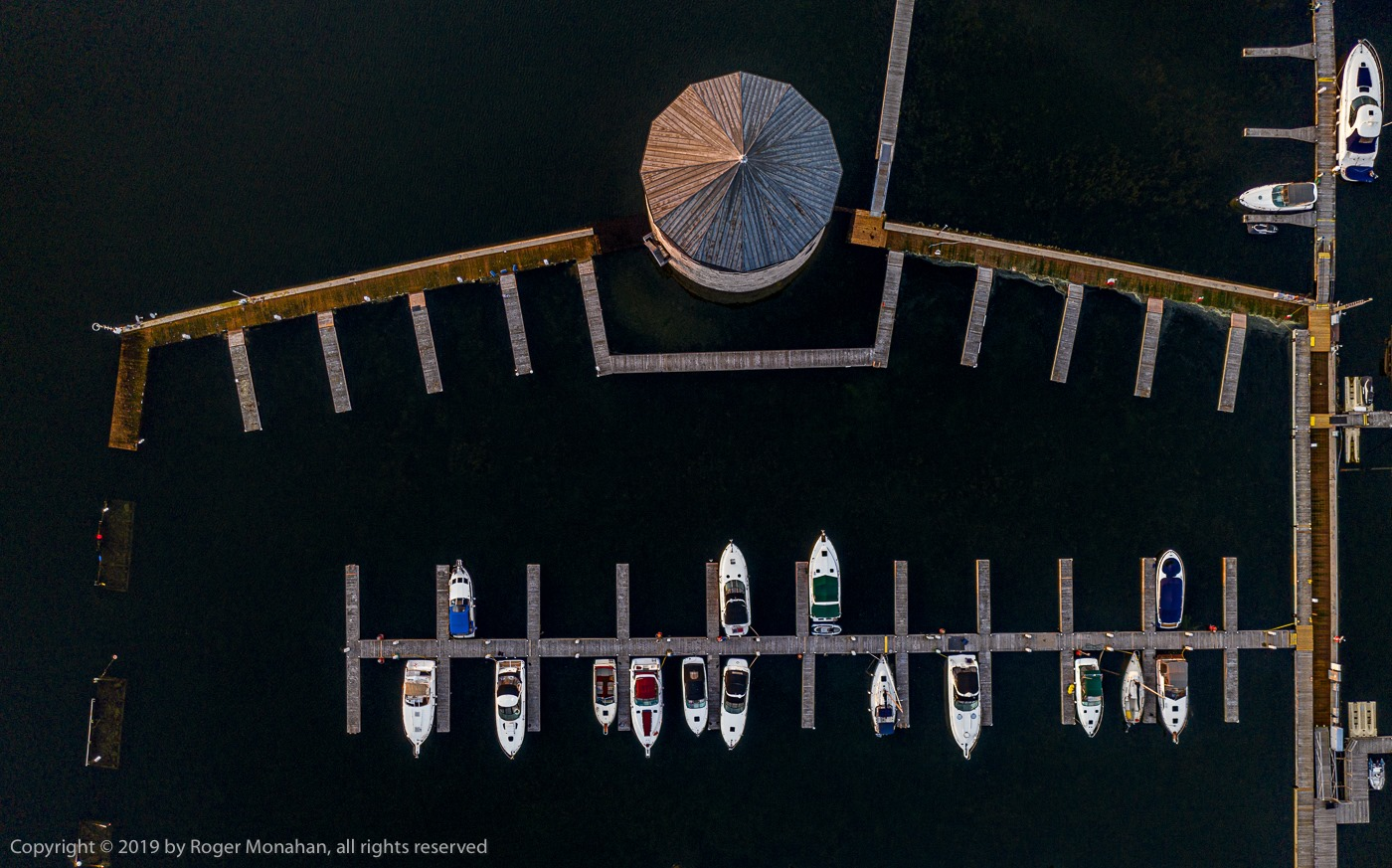 High Water Marina Gazebo